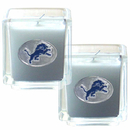 Siskiyou Buckle F2CD105 Detroit Lions Scented Candle Set