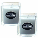 Siskiyou Buckle F2CD155 Seattle Seahawks Scented Candle Set
