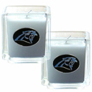 Siskiyou Buckle F2CD170 Carolina Panthers Scented Candle Set
