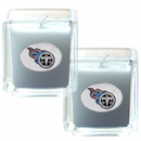 Siskiyou Buckle F2CD185 Tennessee Titans Scented Candle Set