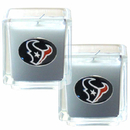 Siskiyou Buckle F2CD190 Houston Texans Scented Candle Set