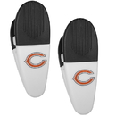 Siskiyou Buckle Chicago Bears Mini Chip Clip Magnets, 2 pk, F2CM005
