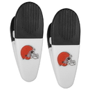 Siskiyou Buckle Cleveland Browns Mini Chip Clip Magnets, 2 pk, F2CM025