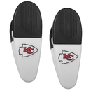 Siskiyou Buckle Kansas City Chiefs Mini Chip Clip Magnets, 2 pk, F2CM045