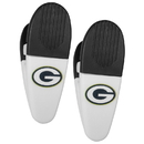 Siskiyou Buckle Green Bay Packers Mini Chip Clip Magnets, 2 pk, F2CM115