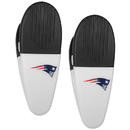 Siskiyou Buckle New England Patriots Mini Chip Clip Magnets, 2 pk, F2CM120