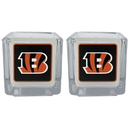 Siskiyou Buckle F2CP010 Cincinnati Bengals Graphics Candle Set