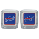 Siskiyou Buckle F2CP015 Buffalo Bills Graphics Candle Set