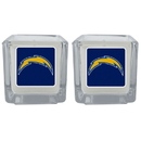 Siskiyou Buckle F2CP040 Los Angeles Chargers Graphics Candle Set