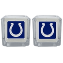 Siskiyou Buckle F2CP050 Indianapolis Colts Graphics Candle Set