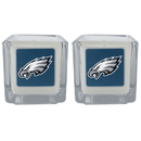 Siskiyou Buckle F2CP065 Philadelphia Eagles Graphics Candle Set