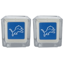 Siskiyou Buckle F2CP105 Detroit Lions Graphics Candle Set