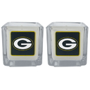 Siskiyou Buckle F2CP115 Green Bay Packers Graphics Candle Set
