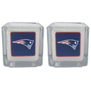 Siskiyou Buckle F2CP120 New England Patriots Graphics Candle Set