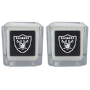 Siskiyou Buckle F2CP125 Oakland Raiders Graphics Candle Set