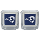 Siskiyou Buckle F2CP130 Los Angeles Rams Graphics Candle Set