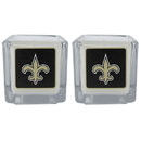 Siskiyou Buckle F2CP150 New Orleans Saints Graphics Candle Set