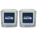 Siskiyou Buckle F2CP155 Seattle Seahawks Graphics Candle Set