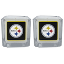 Siskiyou Buckle F2CP160 Pittsburgh Steelers Graphics Candle Set