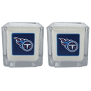 Siskiyou Buckle F2CP185 Tennessee Titans Graphics Candle Set