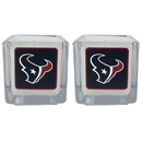 Siskiyou Buckle F2CP190 Houston Texans Graphics Candle Set