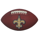 Siskiyou Buckle F3RM150 New Orleans Saints Small Magnet