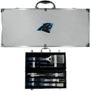 Siskiyou Buckle Carolina Panthers 8 pc Tailgater BBQ Set, F8BQ170