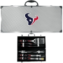 Siskiyou Buckle Houston Texans 8 pc Tailgater BBQ Set, F8BQ190