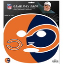 Siskiyou Buckle F8GFD005 Chicago Bears Set of 8 Game Day Faces