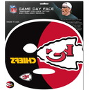 Siskiyou Buckle F8GFD045 Kansas City Chiefs Set of 8 Game Day Faces