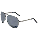 Siskiyou Buckle FASG170 Carolina Panthers Aviator Sunglasses