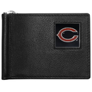 Siskiyou Buckle FBCW005 Chicago Bears Leather Bill Clip Wallet