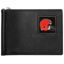 Siskiyou Buckle FBCW025 Cleveland Browns Leather Bill Clip Wallet