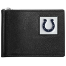 Siskiyou Buckle FBCW050 Indianapolis Colts Leather Bill Clip Wallet