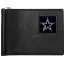 Siskiyou Buckle FBCW055 Dallas Cowboys Leather Bill Clip Wallet