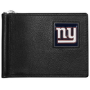 Siskiyou Buckle FBCW090 New York Giants Leather Bill Clip Wallet