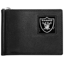 Siskiyou Buckle FBCW125 Oakland Raiders Leather Bill Clip Wallet