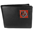 Siskiyou Buckle FBI010BX Cincinnati Bengals Leather Bi-fold Wallet