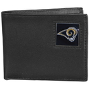 Siskiyou Buckle FBI130BX St. Louis Rams Leather Bi-fold Wallet
