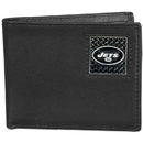 Siskiyou Buckle FBID100BX New York Jets Gridiron Leather Bi-fold Wallet