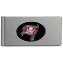 Siskiyou Buckle FBMC030 Buccaneers Brushed Money Clip