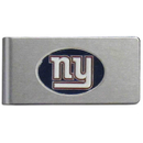 Siskiyou Buckle FBMC090 New York Giants Brushed Metal Money Clip