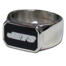 Siskiyou Buckle FBOR100-10 New York Jets Steel Ring