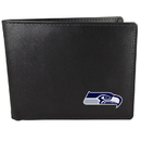 Siskiyou Buckle Seattle Seahawks Bi-fold Wallet, FBWP155