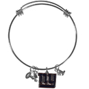 Siskiyou Buckle New York Giants Charm Bangle Bracelet, FCBB090