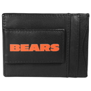 Siskiyou Buckle FCCP005 Chicago Bears Logo Leather Cash and Cardholder