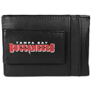 Siskiyou Buckle FCCP030 Tampa Bay Buccaneers Logo Leather Cash and Cardholder