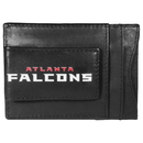 Siskiyou Buckle FCCP070 Atlanta Falcons Logo Leather Cash and Cardholder
