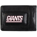 Siskiyou Buckle FCCP090 New York Giants Logo Leather Cash and Cardholder