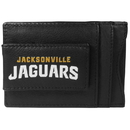Siskiyou Buckle FCCP175 Jacksonville Jaguars Logo Leather Cash and Cardholder